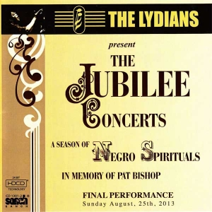 The Lydians - The Jubilee Concerts