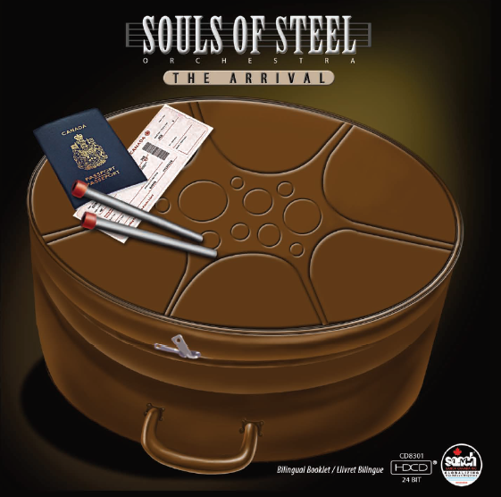 Souls Of Steel - The Arrival